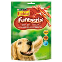 FRISKIES FUNTASTIX 175g bacon&sajt