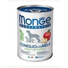 MONGE MONOPROTEIN FRUITS 400g NYÚL-ALMA
